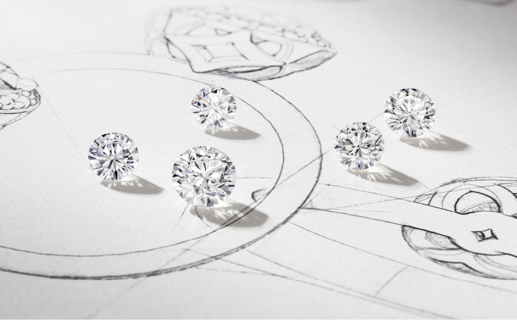 ダイヤモンドの品質