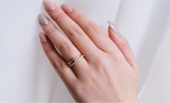 相手の指のサイズがわからない
