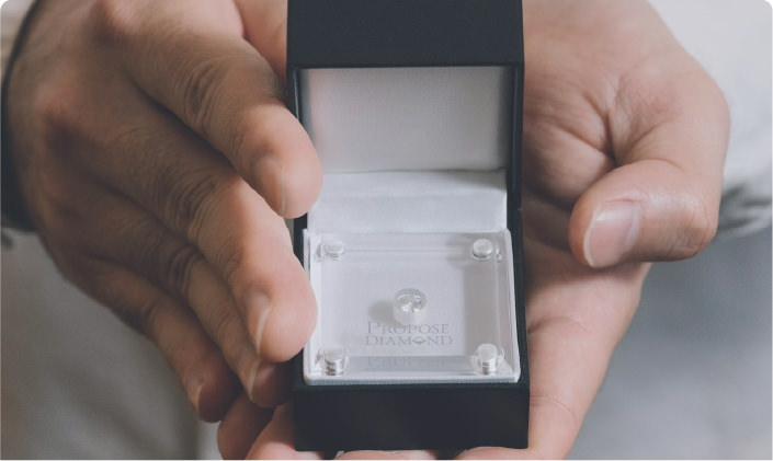 ダイヤモンドプロポーズプラン
