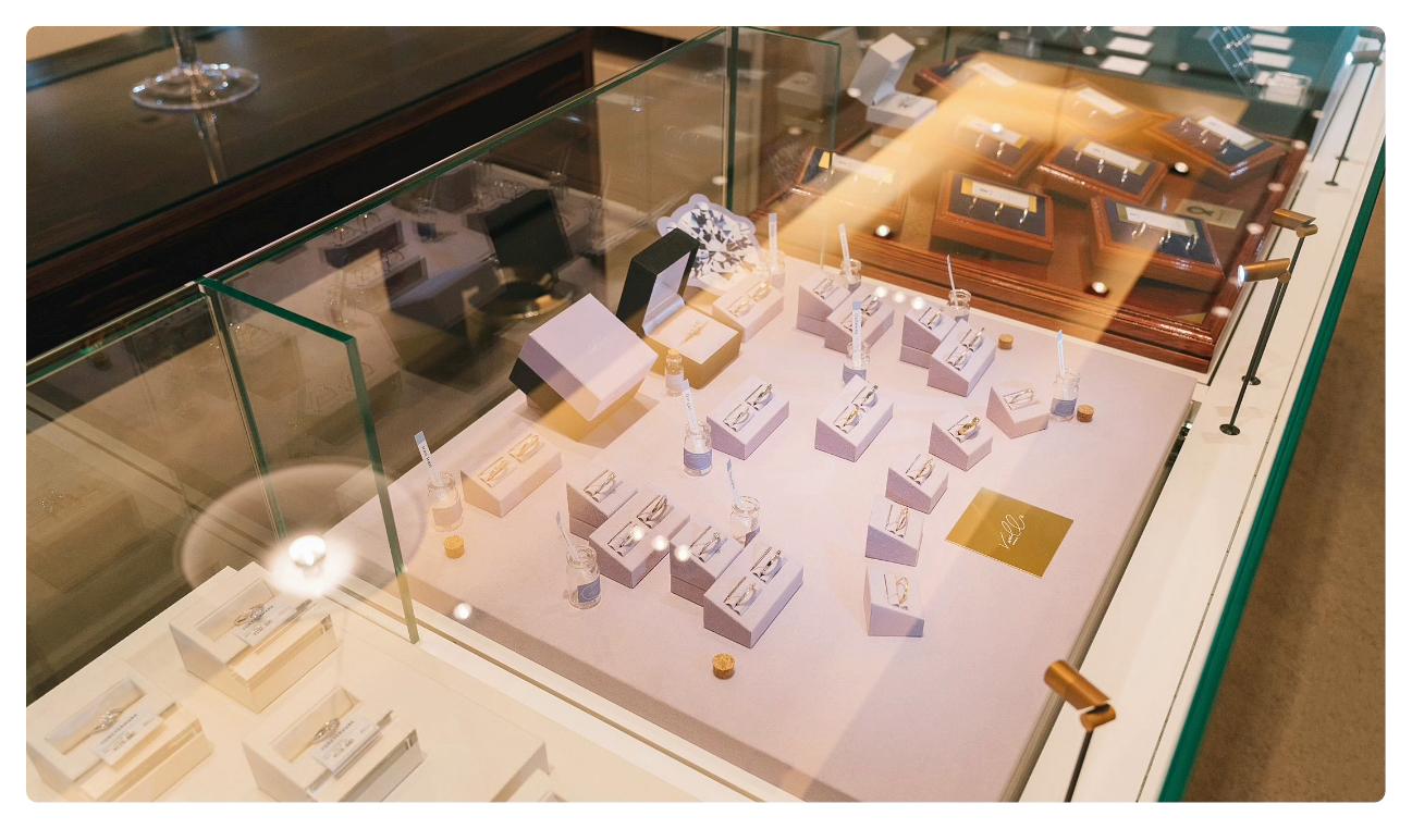 婚約指輪・結婚指輪のデザインは63ブランド・5500種類以上