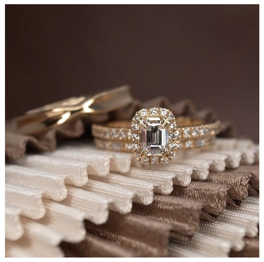 広島県広島市と広島県福山市の中国地方最大級のブライダルジュエリー専門店ヴァニラで取り扱うORECCHIOオレッキオの婚約指輪