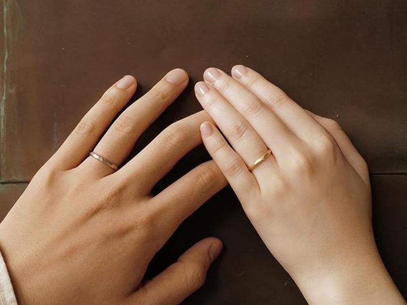 広島県広島広島市福山福山市のVANillAヴァニラの結婚指輪でマリッジリングのYUKAHOJOユカホウジョウ